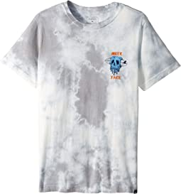 Quiksilver Kids - Melt Face BQR Shirt (Big Kids)