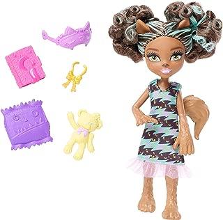 Monster High Monster Family Pawla Wolf Doll