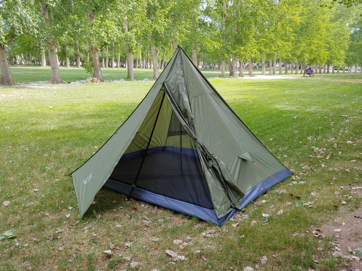 Max 84% OFF River online shop Country Products Trekker Tent Back 4 3 Person Lightweight