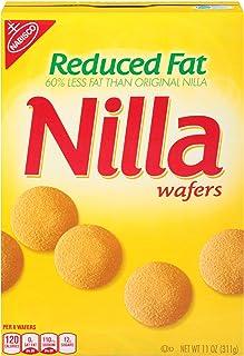 Nilla Wafers Reduced Fat Vanilla Wafer Cookies, 11 oz