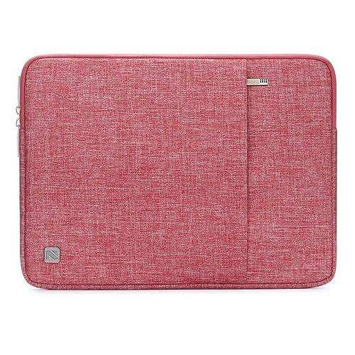 NIDOO 13.3 Zoll Wasserdicht Laptop Sleeve Case Laptophülle Notebook Hülle  Tasche für 13