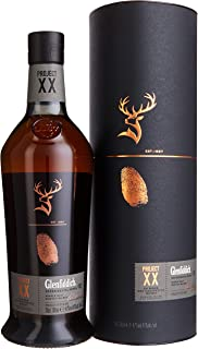 Glenfiddich Single Malt Scotch Whisky Experimental Series Project XX - limitierte Premium-Auflage des meistverkauften Malt Scotch Whisky der Welt mit Geschenkverpackung, 1 x 0,7l, 47% Vol.