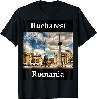 Yellow House Outlet: Bucharest, Romania T-Shirt