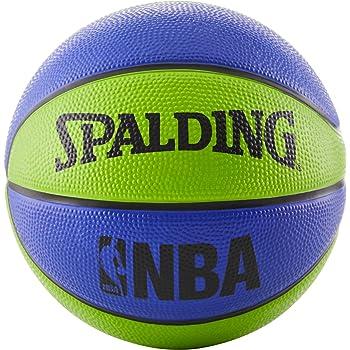Spalding NBA Mini Rubber Outdoor Basketball