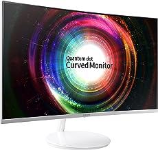 "Samsung C27H711 27"" WQHD (2560x1440) Curved QLED Monitor with FreeSync (LC27H711QENXZA)"