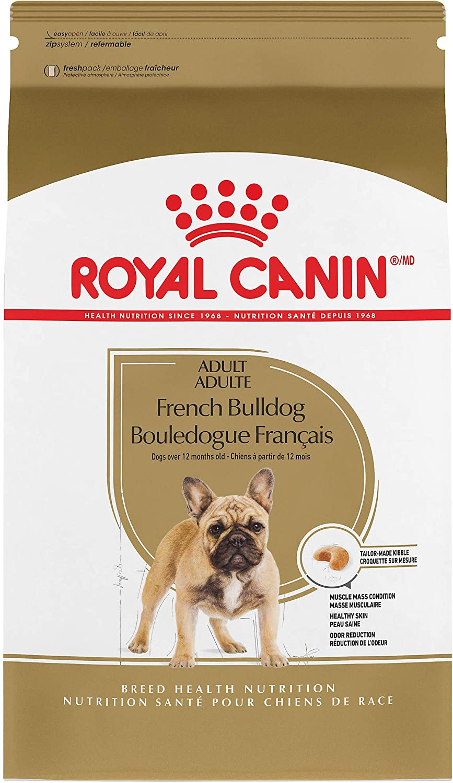 Royal Canin Breed Health Nutrition French Bulldog Adult Dry Dog Food 6 Lb.