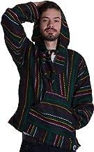 Orizaba Original Baja Hoodie | 40 COLORS | Drug Rug | Hippie Surf Poncho | S-3XL