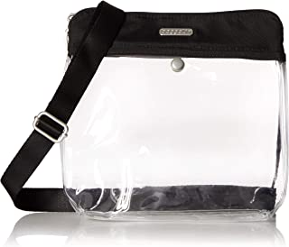 purse with clear pockets