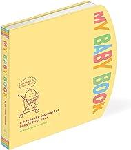 My Baby Book: Keepsake Journal First Year