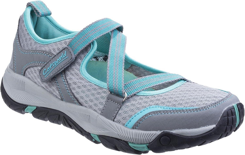 Cotswold Womens Norton Hikers shoes Grey Size UK 4 EU 37