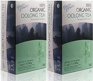 Prince Of Peace Organic Oolong Tea-100 Tea Bags net wt. 6.35oz (180g) (2)
