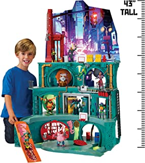 Ninja Turtles Playsets