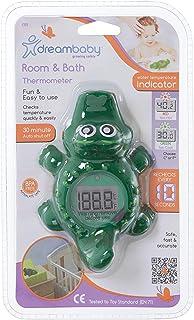Dreambaby Room and Bath Thermometer Crocodile