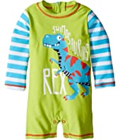 Hatley Kids - Roaring T-Rex Rashguard (Infant)