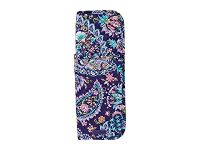 Vera Bradley Iconic Curling Flat Iron Cover (French Paisley) Wallet
