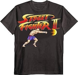 (テラソラル) terasolar ストリートファイターⅡ サガット Tシャツ