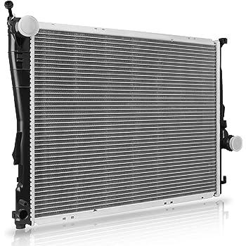 Note: w//Sensor Port Radiator For 2007 BMW 335i - Premium Quanlity With One Year Warranty TYC