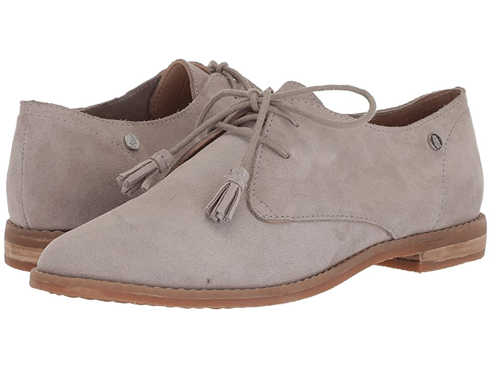 Hush Puppies Chardon Oxford (Ice Grey Suede) Women