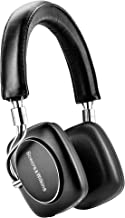 Bowers & Wilkins P5 Wireless Bluetooth On-Ear Headphones, Black