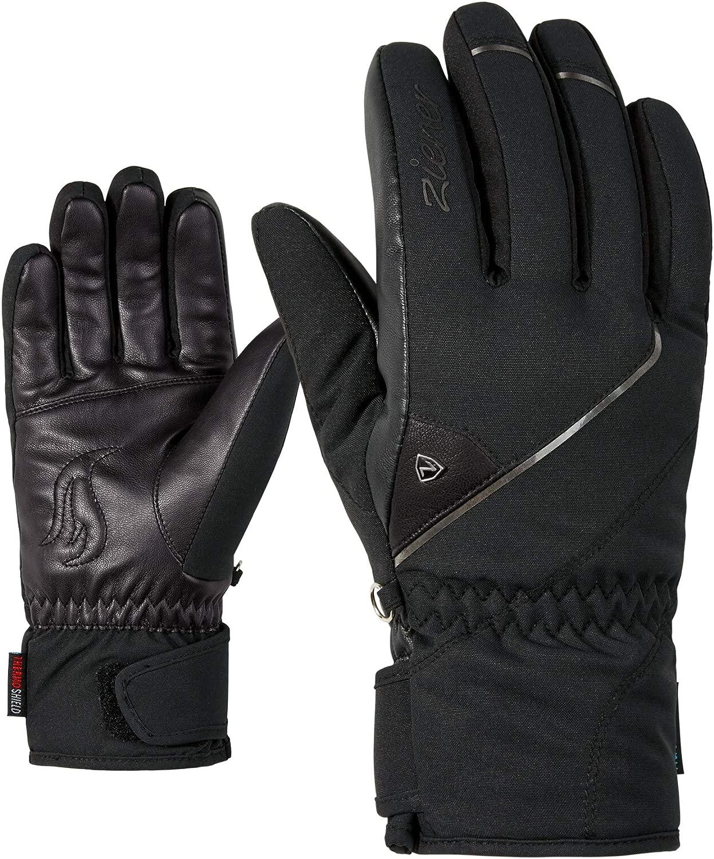Ziener Damen KAYA AS(R) lady g  Ski-handschuhe
