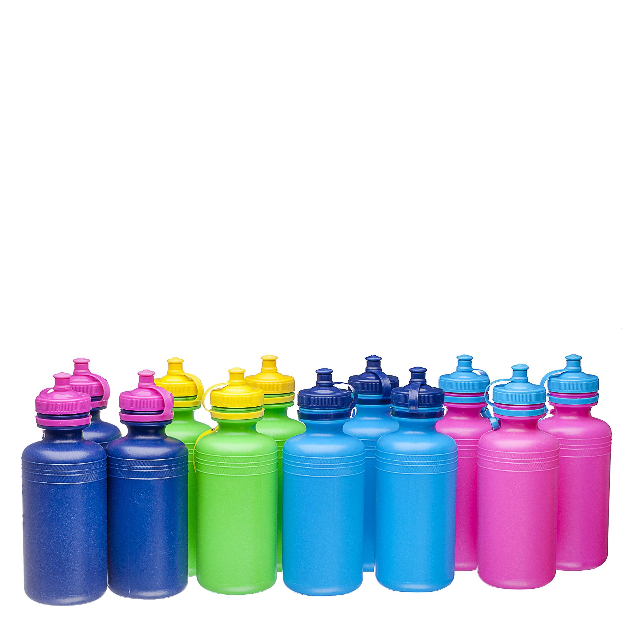 Fun toys Sport Water Bottles (1 Dozen)