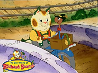 The Busy World of Richard Scarry Season 2