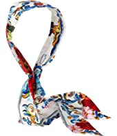 Dolce & Gabbana Kids - Floral Vase Headband (Little Kids/Big Kids)