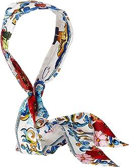 Dolce & Gabbana Kids - Floral Vase Headband (Little Kids/Big Kids)
