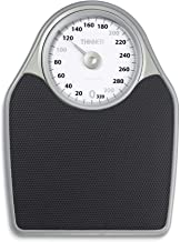 thinner extra large dial analog precision bathroom scale
