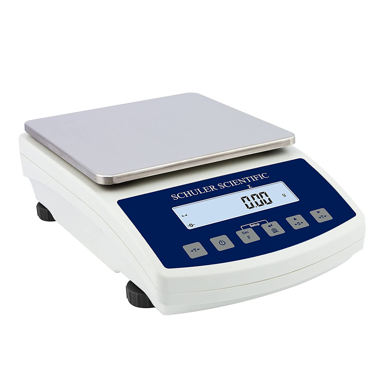 Schuler Scientific SSH-10001 SH Series Colorado Springs Mall Max 64% OFF 10 Precision with Balance
