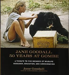 jane goodall gombe