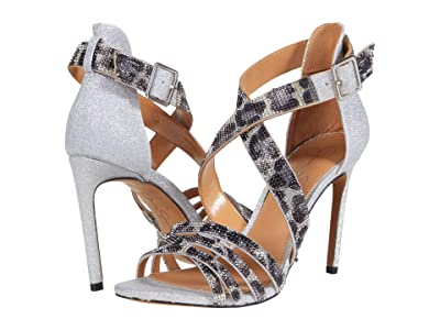 Jessica Simpson Mahley (Silver Multi) Women