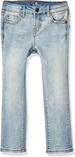 7 For All Mankind Kids Boys' Little Paxtyn Skinny Jean, Espinoza, 6