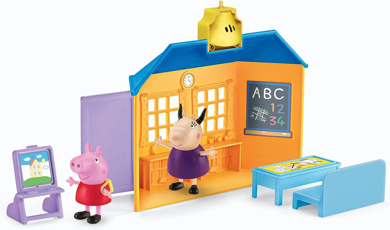 orden ahora con gran descuento y entrega gratuita Fisher-Price Peppa Peppa Peppa Pig  Peppa's Favorite Places School House Jugarset by Fisher-Price  servicio de primera clase