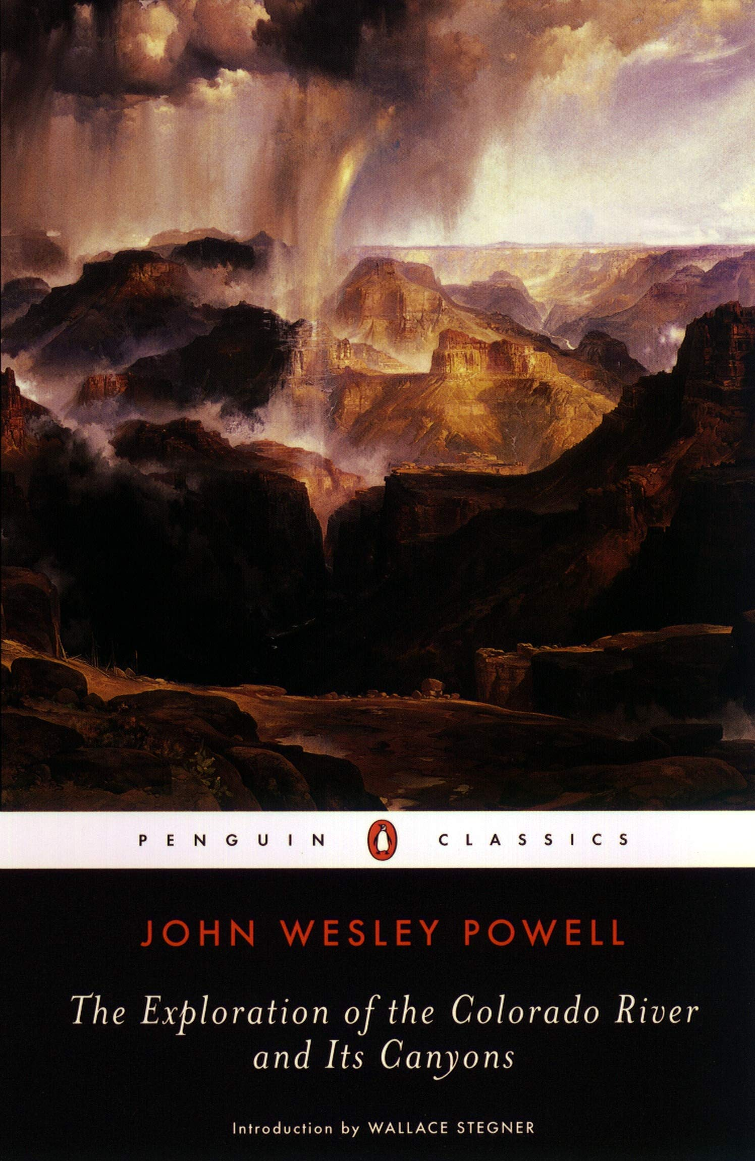 Download The Exploration of the Colorado River and Its Canyons (Penguin Classics)