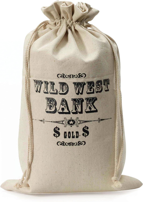Money Bag Wild West/Convict (disfraz)