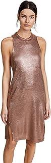 فستان Astor ذو لمعة معدنية للنساء من سبلينديد