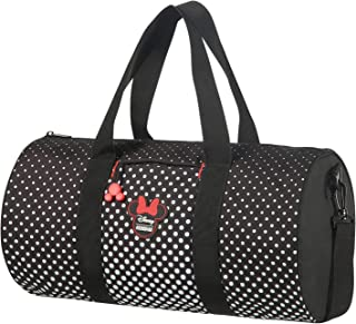 American Tourister Urban Groove Disney Travel Bag, 43 cm, 20.5 Litre, Minnie Mouse Polka Dot