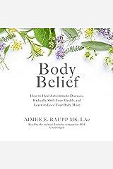 Body Belief Audible Audiobook