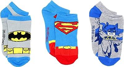 Boys DC Comics Justice League 3 Pack Socks