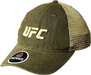 UFC Mens ADJ Meshback Slouch, Brown,