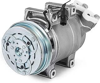 Mophorn CO 29124C Universal Air Conditioner AC Compressor and Clutch For Mitsubishi L200 L200 Triton 2.4 & 2.5L A/C Compressor
