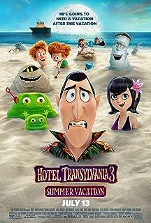 Hotel Transylvania 3 Summer Vacation B Poster 11x17 inch Promo Movie Poster