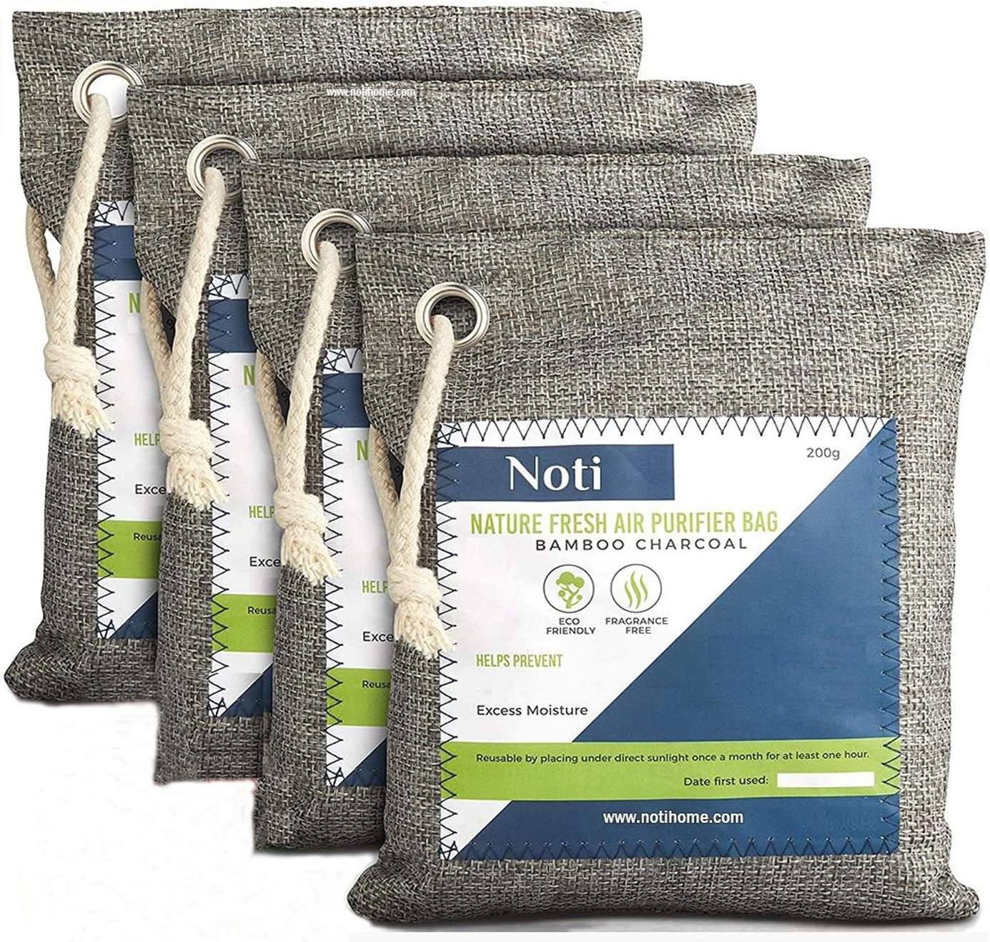 Nature Fresh Dedication Bamboo Charcoal Air Purifying Al sold out. Bag Activated