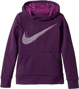 Nike Kids - Therma Training Pullover Hoodie (Little Kids/Big Kids)