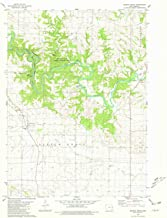 YellowMaps Scotch Grove IA topo map, 1:24000 Scale, 7.5 X 7.5 Minute, Historical, 1980, Updated 1981, 26.8 x 22 in