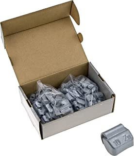 Stix Schlaggewichte Auswuchtgewichte Wuchtgewichte 10g ZN für Stahlfelgen 100 Stück Zink
