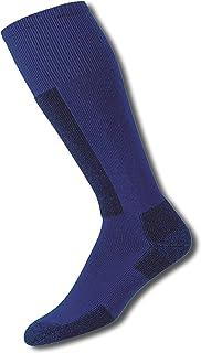 thorlos unisex-adult Thorlo Thin Padded Over the Calf Ski Sock Skiing Socks
