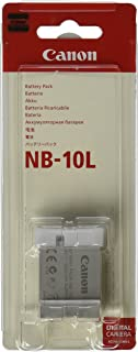Canon NB-10L Rechargeable Lithium-Ion Battery for Select Canon Powershot Cameras
