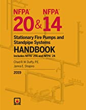 NFPA 20 and NFPA 14, Stationary Fire Pumps and Standpipe Systems Handbook, 2019 Edition